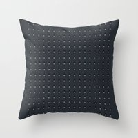 Famous Capsules - Patapon Throw Pillow