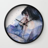 Fine On The Outside Wall Clock