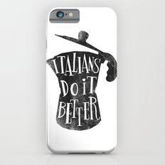 italians do it better ! iPhone 6s Slim Case
