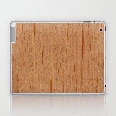Cedar Spanish Wood Laptop & iPad Skin