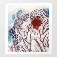 Nurtured Germination Art Print