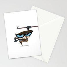 Freeman's Laboratory Stationery Cards