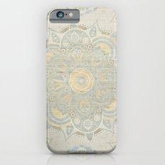 Vintage Mandala Slim Case iPhone 6s