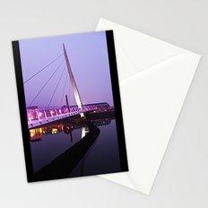 The Swansea Sail Bridge. Stationery Cards