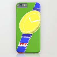 iPhone & iPod Case featuring Watch_1 by theSVOP