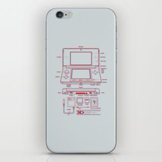 3DS iPhone & iPod Skin