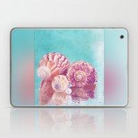 Seashell Group Laptop & iPad Skin
