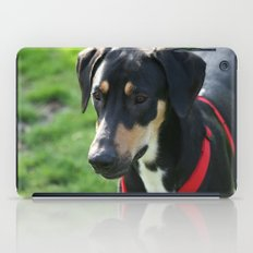 Doberman iPad Case