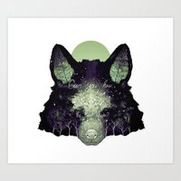Can You Hear The Forest … Art Print