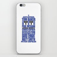War, Regenerate, War. iPhone & iPod Skin