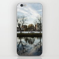 Esplanade Reflection iPhone & iPod Skin