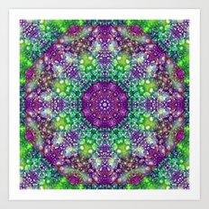 Dazzle Art Print