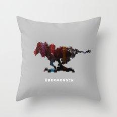 Übermensch - LIMITED TI… Throw Pillow
