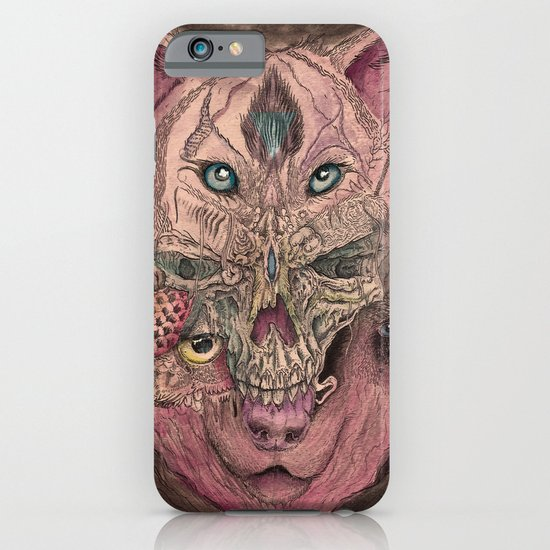 Four Kingdoms iPhone & iPod Case