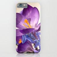 Flowers of love iPhone 6 Slim Case
