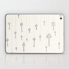 The Keys to Everything Laptop & iPad Skin