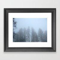 Softly Framed Art Print