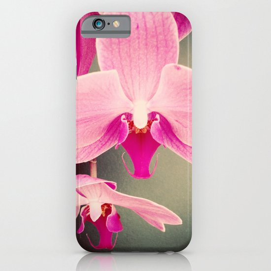 Orchid Love iPhone & iPod Case