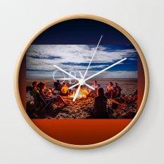 OBX! Wall Clock