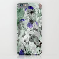 Lord Frieza - Digital Watercolor Painting iPhone 6 Slim Case