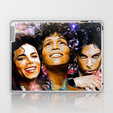 The King, The Queen and The Prince Laptop & iPad Skin