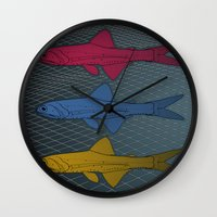 Lampanyctus Australis Wall Clock