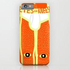 Eyes on Knees iPhone 6 Slim Case