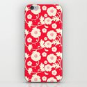 Very Floral iPhone & iPod Skin