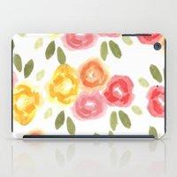 Vintage Florals iPad Case