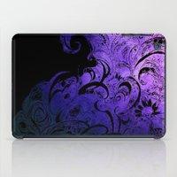 Purple Wave iPad Case