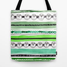 Pattern / Nr. 4 Tote Bag
