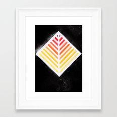Basics Framed Art Print