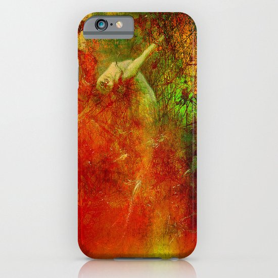 The clearing of the elfs iPhone & iPod Case