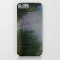 Green Blurry Landscape iPhone 6 Slim Case