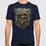 T-shirt featuring Shirohige by Demones