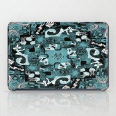 Summer Relief - seafoam iPad Case