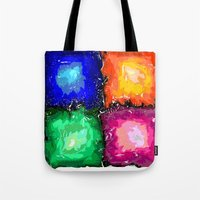 something must break Tote Bag