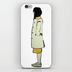 The Coat iPhone & iPod Skin