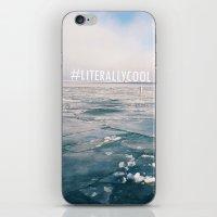 Lake Michigan iPhone & iPod Skin