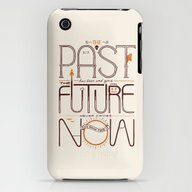 The Only Time Is Now iPhone (3g, 3gs) Slim Case