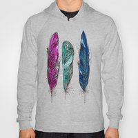 dream feathers 2 Hoody