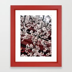 Destiny (Japan) Framed Art Print