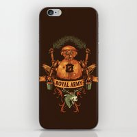 Royal Army iPhone & iPod Skin