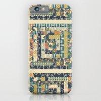 Art Deco Patchwork iPhone 6 Slim Case