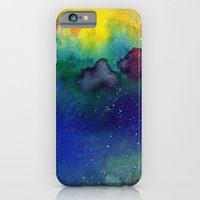 iPhone & iPod Case featuring Playful by Angela Burman