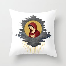 Sonmi-451 Throw Pillow