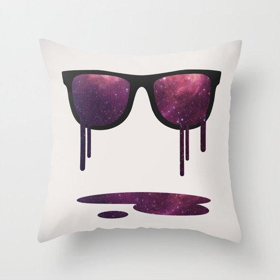 Expand Your Horizon Throw Pillow