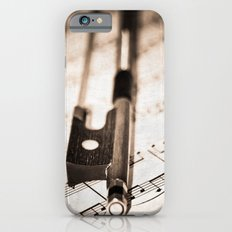 Violin Bow Slim Case iPhone 6s