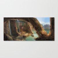 Magic Explorer Canvas Print
