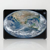 The Blue Marble iPad Case